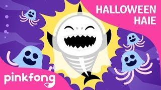 Halloween Haie | Tierlieder | Baby Shark Deutsch | Pinkfong Kinderlieder