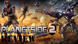 Рецензия. PlanetSide 2(, 2012-12-21T08:07:05.000Z)