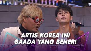Download lagu ARTIS KOREA INI BIKIN ANDRE PUSING!   SANTUY MALAM (14/7/20) P1