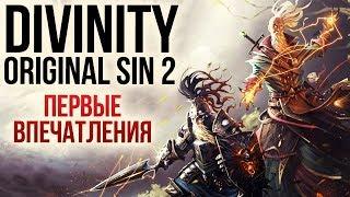 Divinity: Original Sin 2 - Впечатления от 40 часов игры