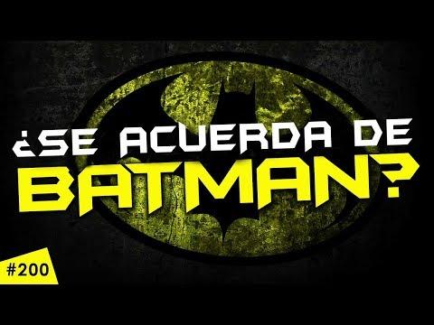 #200 El límite es una falsa puerta (¿se acuerda de Batman?)