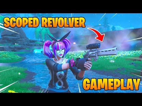 Download New Scoped Revolver Fortnite Video Ae Ytb Lv