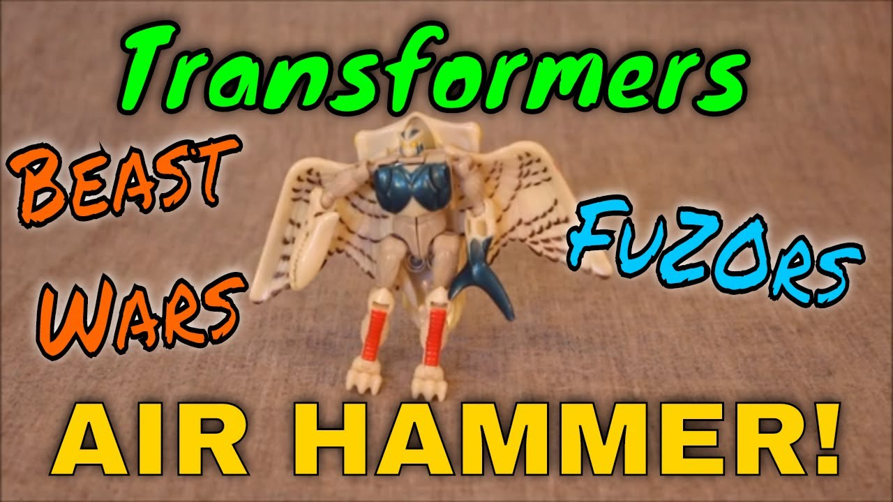 A Fuzor Oddity: Beast Wars Air Hammer