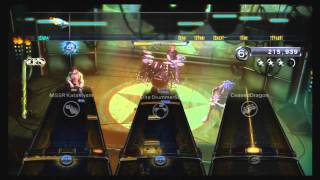Rock Band 3 (RB1) - Bon Jovi - Wanted Dead or Alive - Full Band Expert 5GS* (HD)