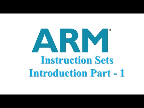 ARM Instruction Set Part - 1