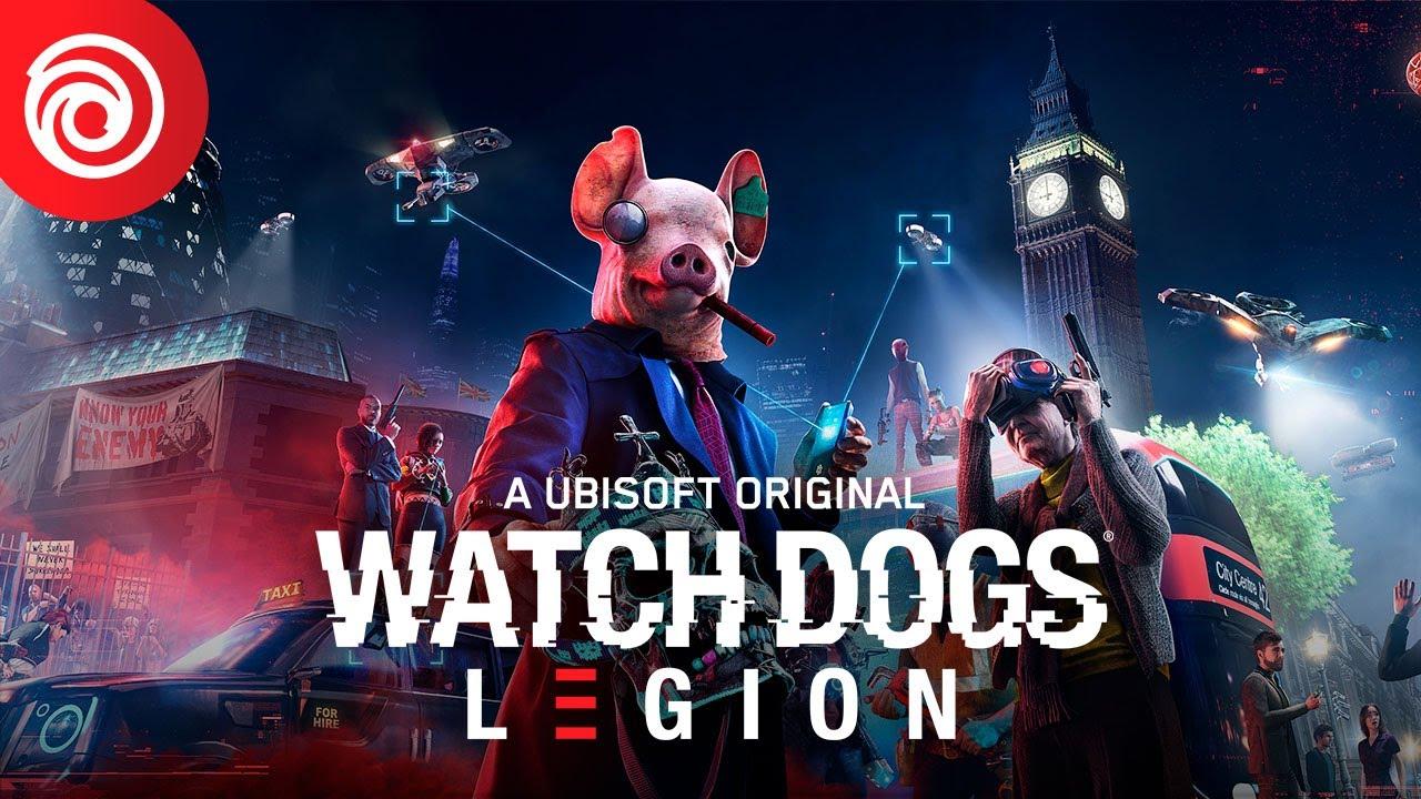 WATCH DOGS: LEGION - نظرة عامة على تحديث اللعبة 5.5