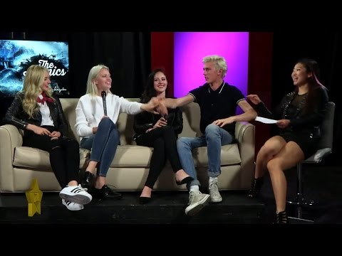 Lucky Blue Smith And Pyper America Disagrees On The Origins Of Her Name