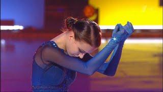 Анна Щербакова короткая программа шоу Team Tutberidze в Москве