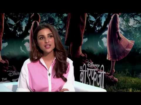 Making Of The BFG Hindi