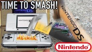 Time to Smash! - Nintendo DS