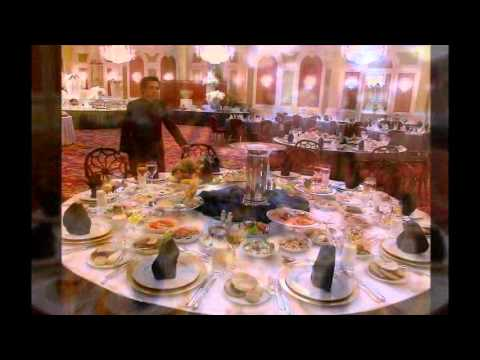 banquet service - YouTube