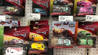 Disney Cars Diecast Hunt Around The World & Back again! | Diecast Hunt #14 | San Diego, CA & Mexico!