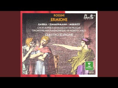 Rossini : Ermione : Act 2