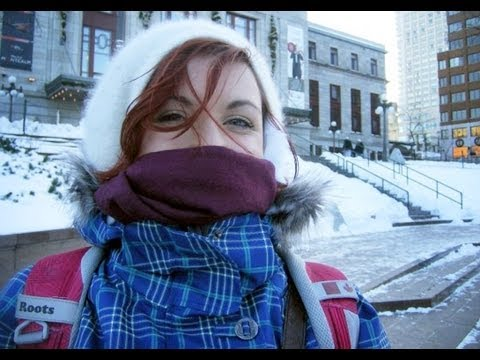 An Englishwoman in Quebec