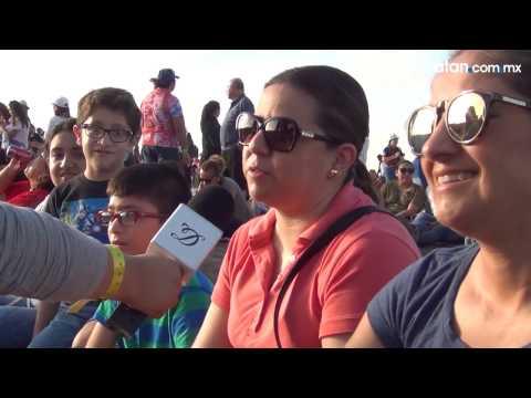 Opinan acerca del Festival de El Globo en Yucatán