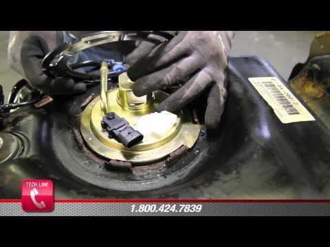 Fuel Pump For 2004-2007 GMC Yukon Chevrolet Tahoe Module Assy Gas w//Sending Unit