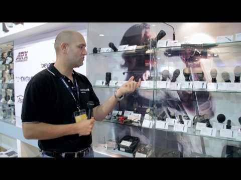 Equaphon en CAPER 2013 línea de micrófonos beyerdynamic