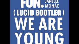 Cover images Fun - We Are Young (feat. Janelle Monáe) (Lucid Bootleg)