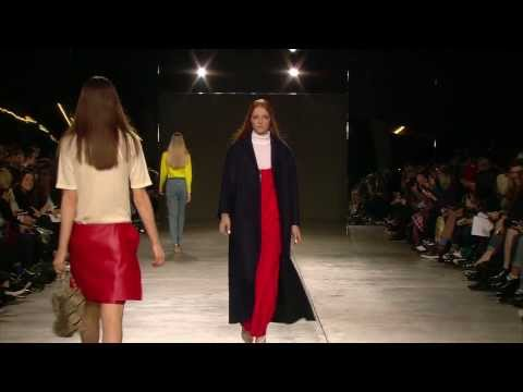Fashion East AW14: Live from the Topshop Showspace