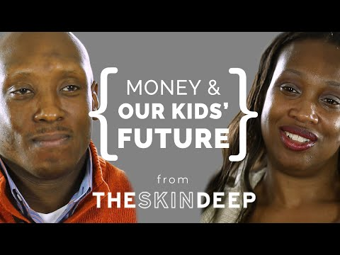 Confronting the Fear Over Money & Our Kids' Future | {THE AND} Tommica & Oscar
