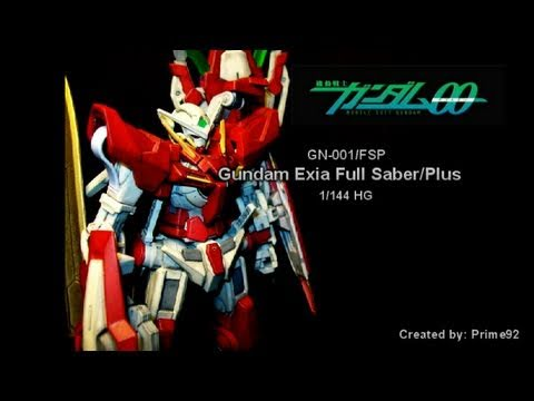 Download Prime92 Custom: 1/144 HG Exia Full Saber