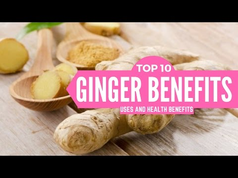 Health Benefits of Ginger - what is ginger good for  (uses and benefits of ginger)