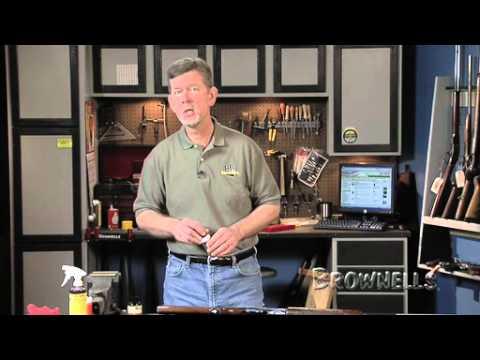 Brownells - How to Fix Light Rust on a Gun