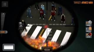 Sniper 3D Assassin SMALL VALLEYS Primary Mission 6 - PROTEST