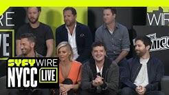 Future Man Cast Tease Season 2   NYCC 2018   SYFY WIRE