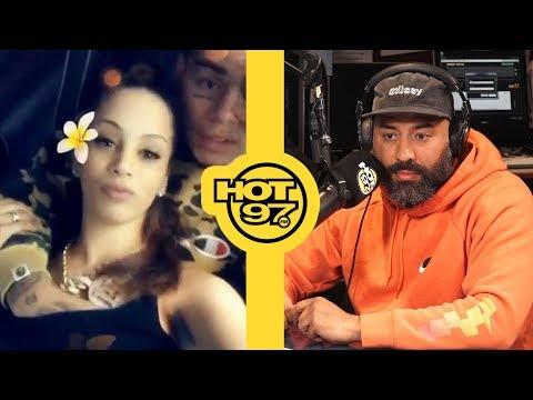 Tekashi 6ix9ine Takes Chief Keef's Baby Mama Shopping; Ebro Reacts w/ Unpopular Tweet [VIDEO]