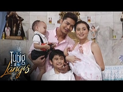 Tubig at Langis: Happy Christening, Baby Emily!