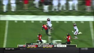 @RFootball Highlights vs. Maryland