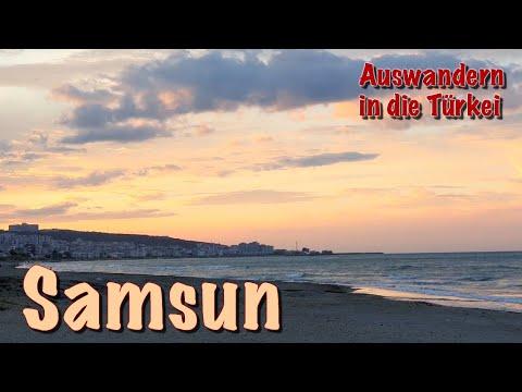 Entlang der türkischen Schwarzmeer-Region: SAMSUN
