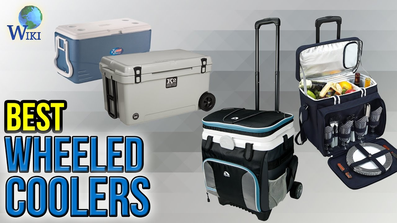17246c1a2f9 10 Best Wheeled Coolers 2017 - YouTube