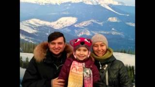 Погуляла в Киеве на праздники