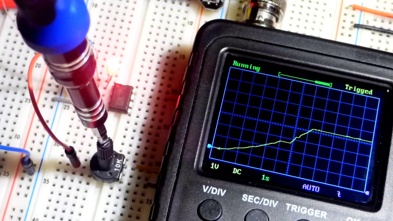 LM358 dual op amp voltage set to trimpot voltage using emitter follower aka  common collector circuit
