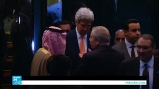 اجتماع لندن يبحث فرض عقوبات جديدة على النظام السوري