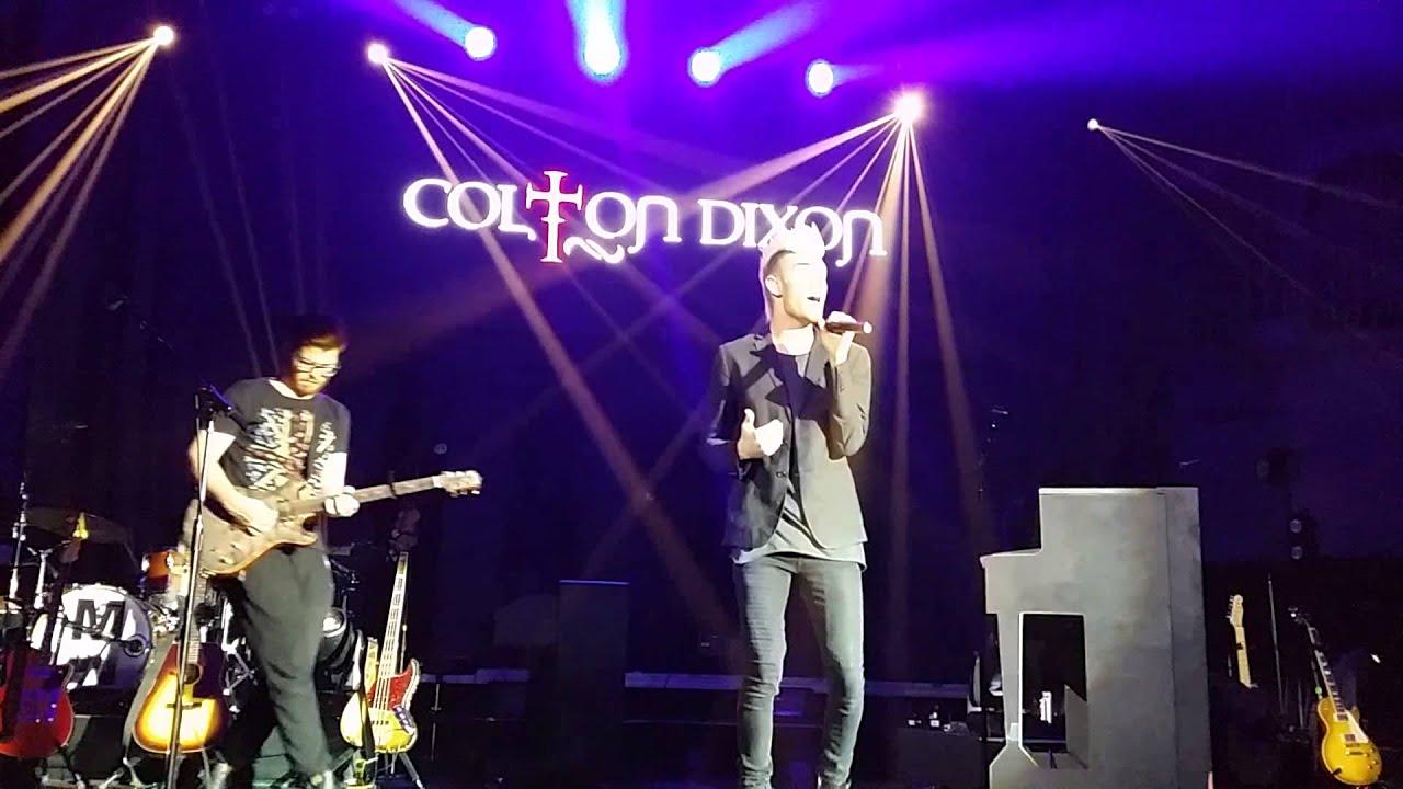 Colton Dixon Live Forever Tour