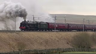 2014 UK steam locomotive review - Mainline and preserved railways