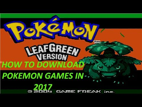 How To Download Pokemon Games On Pc In