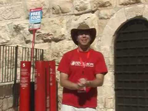 Jerusalem old city - Free tour 1/6