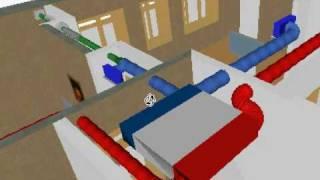 видео Системы центрального кондиционирования воздуха