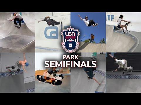 PARK SEMIFINALISTS | 2021 USA SKATEBOARDING NATIONAL CHAMPIONSHIPS