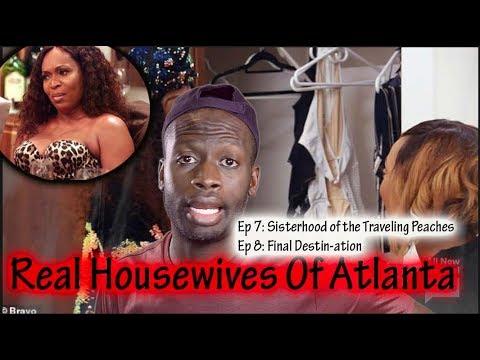Real Housewives Of Atlanta   Season 11, EP. 7-8