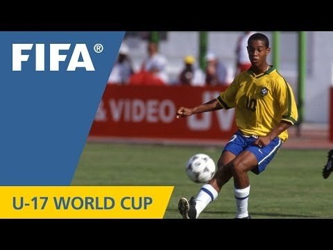 Great champions of past U17 World Cups