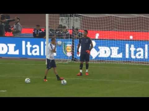 Gianluigi Buffon ● Italy vs France 2016