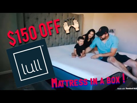 Check out our new Lull Mattress