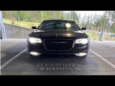 Chrysler 300 | How To Install LED Headlights!