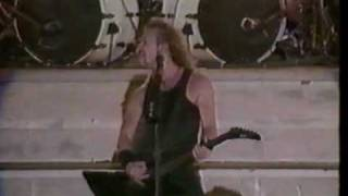 1991.09.28 Metallica  - Battery (Live in Moscow)
