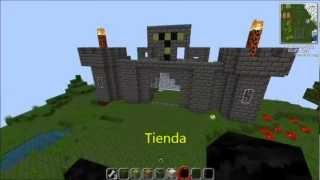 Servidor De Minecraft 1.4.2 ''CREEPERCRASIA'' (Buscando a gente para construir)